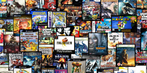 Looking to buy your old video games