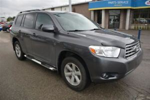2008 Toyota Highlander V6/SR5/AWD/ALLOY RIMS