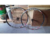 Road bike wheels Fulcrum racing 5