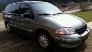 1999 Ford Windstar Excellent Condition!