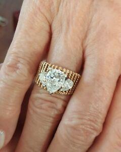 Custom Engagement ring - Not often offered