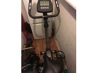 Crane sports h7 digital exercise bike