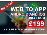 ELEGANT BESPOKE WEB DESIGN, SEO AND MOBILE FRIENDLY FROM £149 AND E-COMMERCE WEBSITE FROM ONLY £599