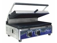 Panini Grill Commercial LPG Gas Brand New