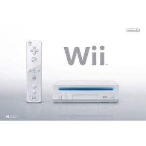 2 Wii Console with extras