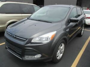 2016 Ford Escape SE $56/WK, 5.49% ZERO DOWN! REAR CAMERA! BLUETO