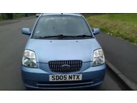 KIA PICANTO 1.1 PETROL MOT TILL APRIL 2018 EXCELLENT CONDITION DRIVES REALLY WELL