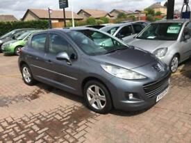 2009 Peugeot 207 1.6 HDi Sport 5dr