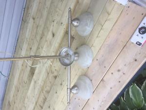 3 bulb ceiling light