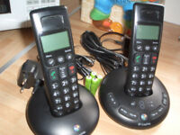 BT TELEPHONES with answer machine