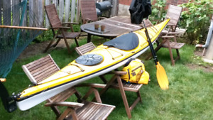 17'6 Current Design Oracle GTS Thermocomposite Kayak