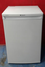 B659 White Hotpoint Under Counter Fridge New With Manufacturers Warranty, Can Be Delivered