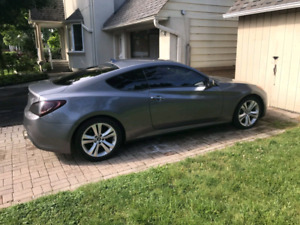 2011 Genesis Coupe LOW KM
