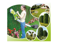 Garden Groom hedge trimmer