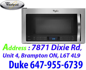 Stainless Steel Over-the-Range Microwave 1.9 Cu.Ft YWMH76719CS