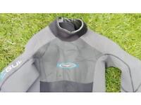 Gul 3/2 mm wetsuit (medium)
