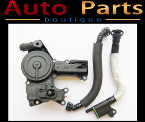 Audi Volkswagen 2008-2016 Oil Separator With Hoses 06H103495