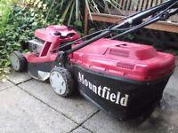 MOUNTFIELD LAWNMOWER SP 480t 4 hp