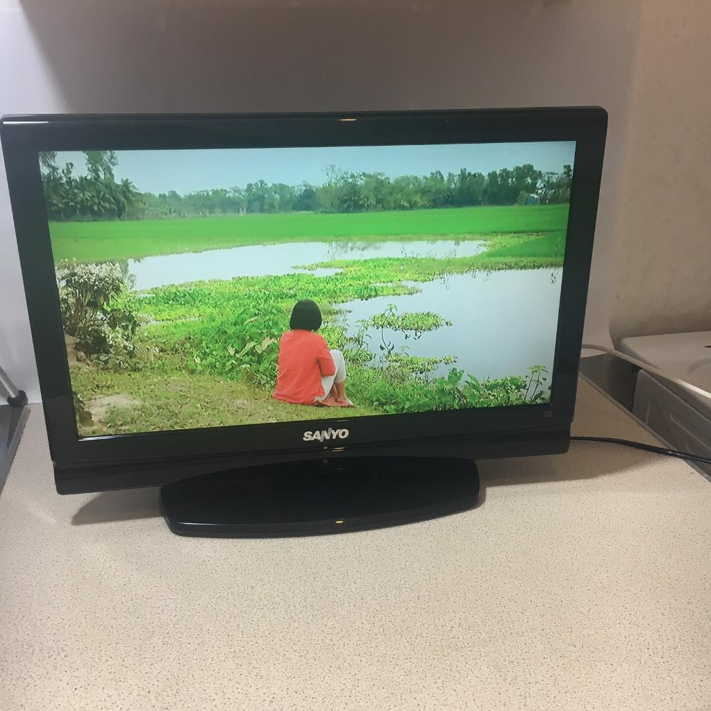 19 Inches Sanyo Tv And Dvd Player In Aberdeen Gumtree