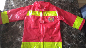 Fire Man Costume Jacket