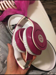 BEATS BY DRE MINT CONDITION FOR SALE