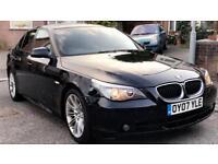 07 BMW 520D MSPORT **LOW MILEAGE** bargain! 78k Swap px A4 a5 a6 passat e220 e200 320d c220