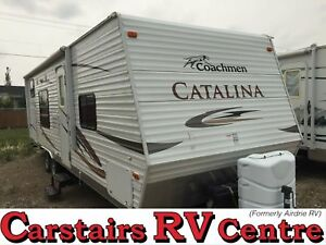2011 Coachman CATALINA 28 BHS