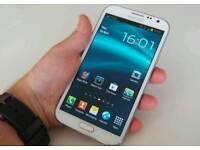 "Unlocked Samsung Galaxy Note 2 N7100 Android Quad Core phone 5.5"" 2GB RAM 16GB ROM"