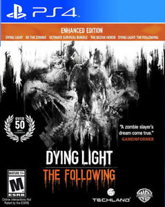 PS4 Games - Dying Light, No Mans Sky, Rainbow Six, etc.