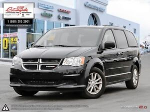 2017 Dodge Grand Caravan *SXT plus with NAV & DVD*