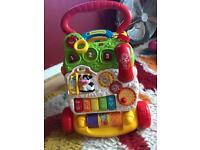 Vtech Baby Walker- Excellent Condition
