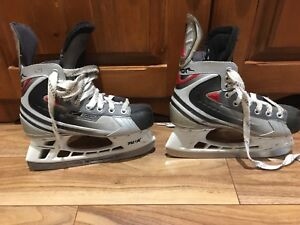 Patins hockey ccm et bauer