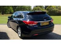2013 Hyundai i40 1.7 CRDi (136) Blue Drive Styl Manual Diesel Estate