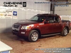 2010 Ford Explorer Sport Trac Limited  - Leather Seats -  Blueto
