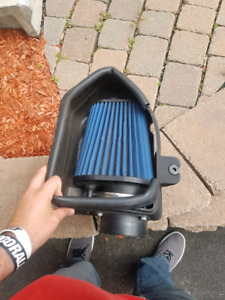 Srt cold aire intake