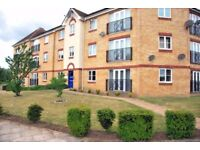 Stunning 1 double bedroom ground floor riverside apartment in the broadwaters, Thamesmead SE28,