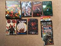 Marvel Graphic Novel bundle (feat. Encyclopaedia)