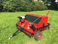 Logic MSC120W Manure Sweeper/Collector