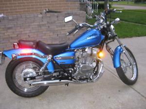 2009 Honda Rebel 250cc