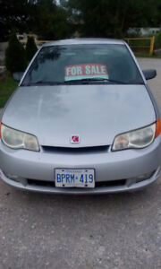 2004 Saturn Other Uplevel Coupe (4door)