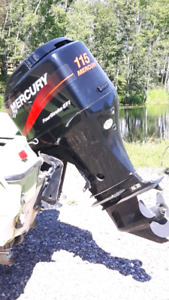 Mercury 115  4 stroke Outboard