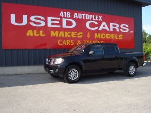 2016 Nissan Frontier Crew SV 4X4 only 19000kms