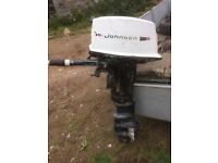 20hp Johnson outboard engine