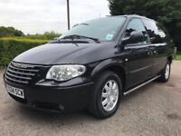 Chrysler Grand Voyager 2.8 Limited xs automatic 2004/54 low mileage fully loaded,p-ex welcome