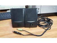 DIAMOND AUDIO GEM2.0-USB SPEAKERS DESKTOP P/N 5376B