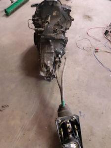 Passat 1.8t manual transmission