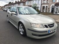 2006 Saab 9-3 diesel automatic 1.9 leather 9 months mot drives great