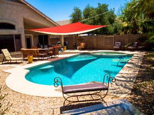 Phoenix AZ Vacation Rental with Private Pool - Seasonal