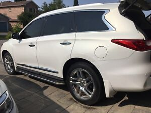 """Jx35 2013 with 20"""" rims"""