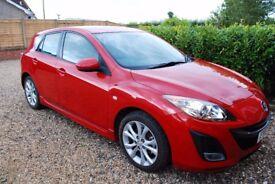 Mazda 3 2010 FULL MAZDA SERVICE HISTORY